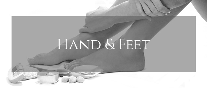 hand and feet treats