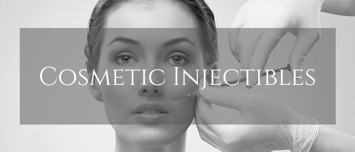 cosmetic injectibles