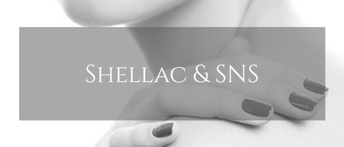 shellac and sns